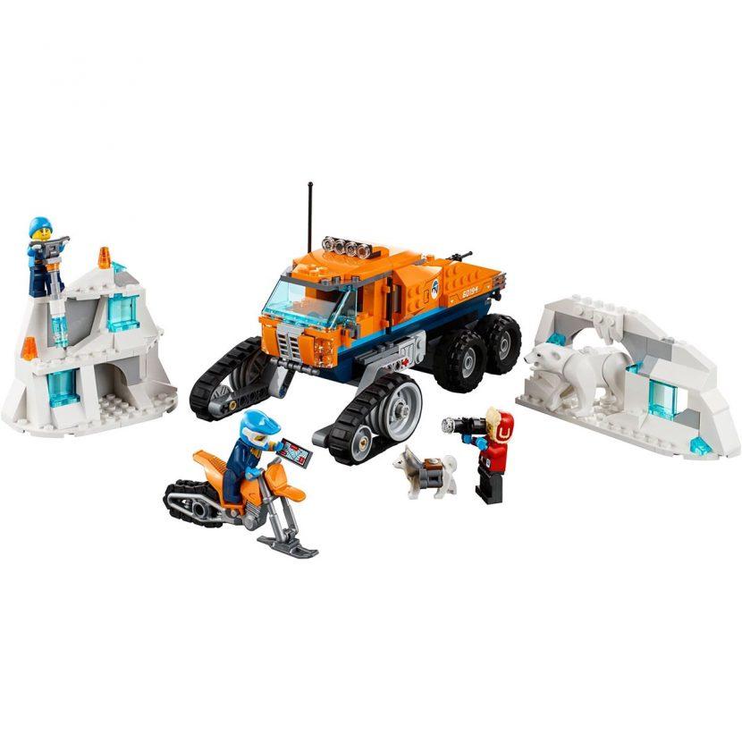 60194 Arktički izviđački kamion