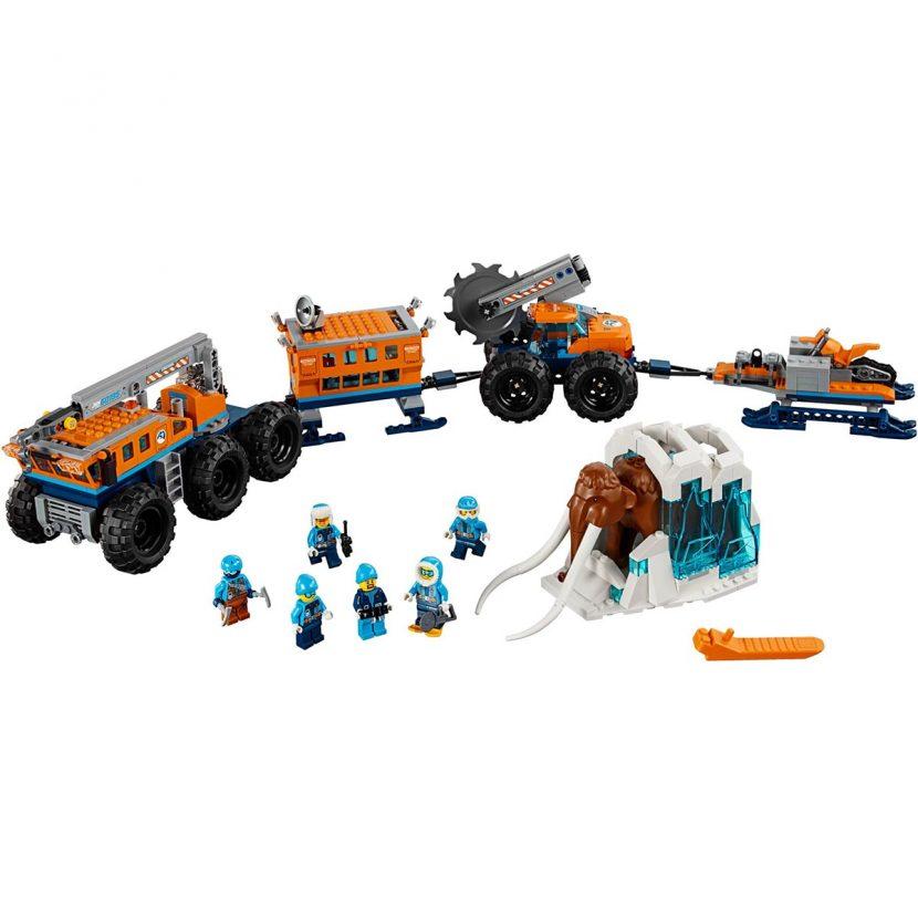 60195 Arktička mobilna istraživačka baza
