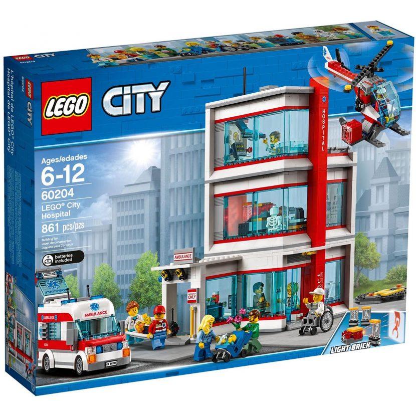 60204 Bolnica LEGO grada