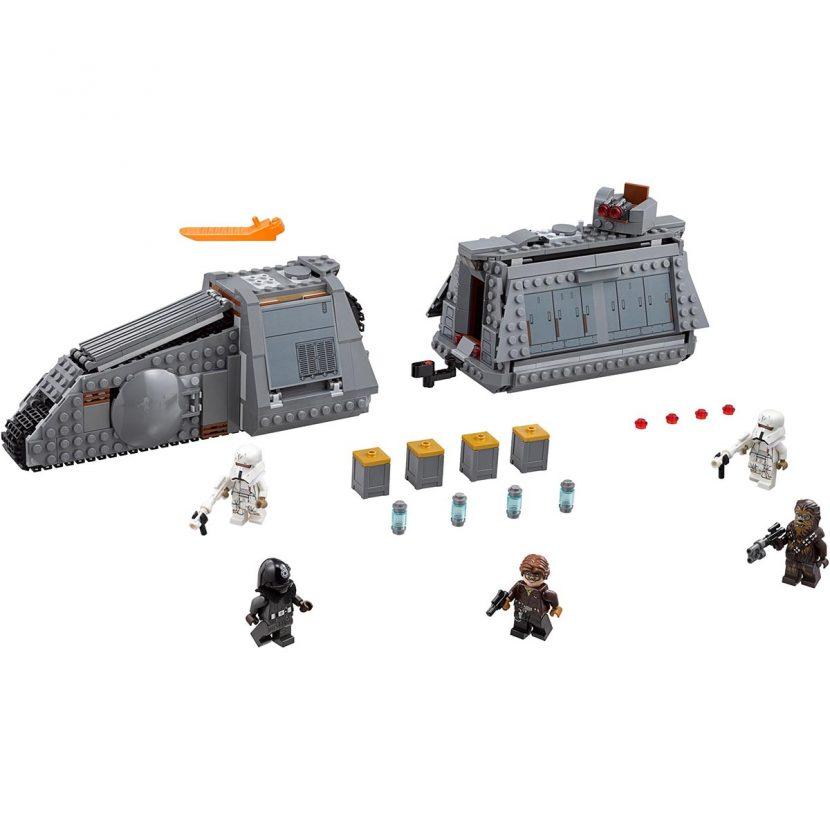 75217 Imperijalni Conveyex transport