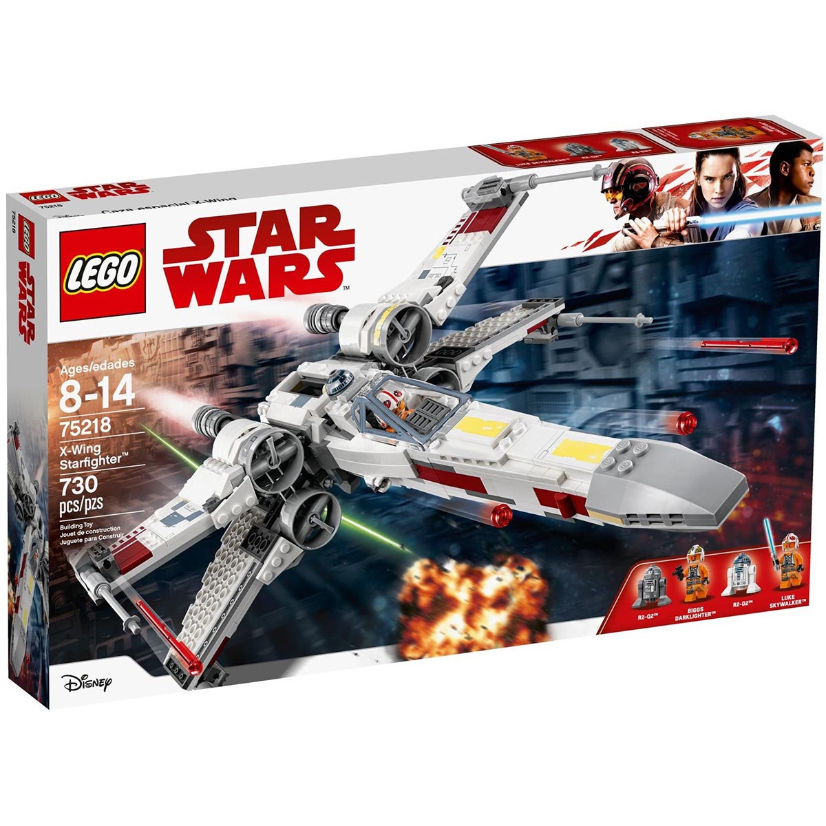75218 X-Wing zvezdani borac