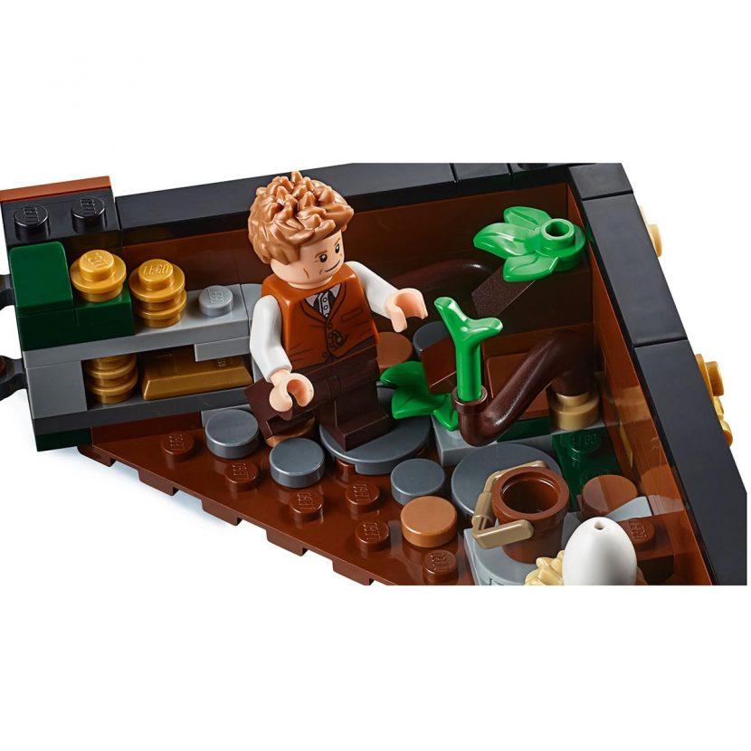 75952 Salamanderov kofer čarobnih stvorenja