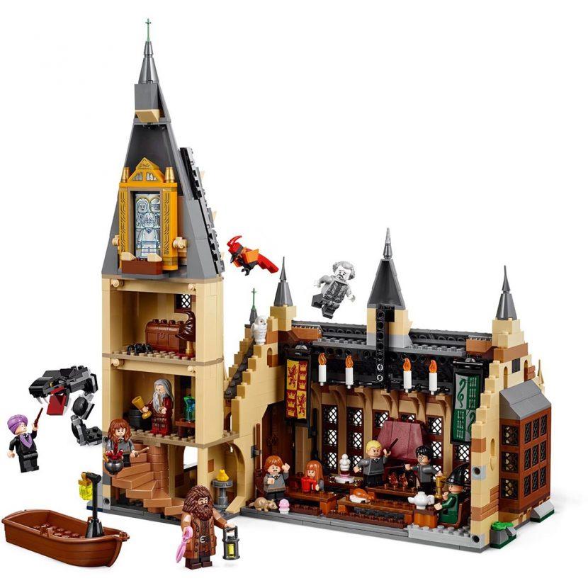 75954 Hogvorts: Velika dvorana