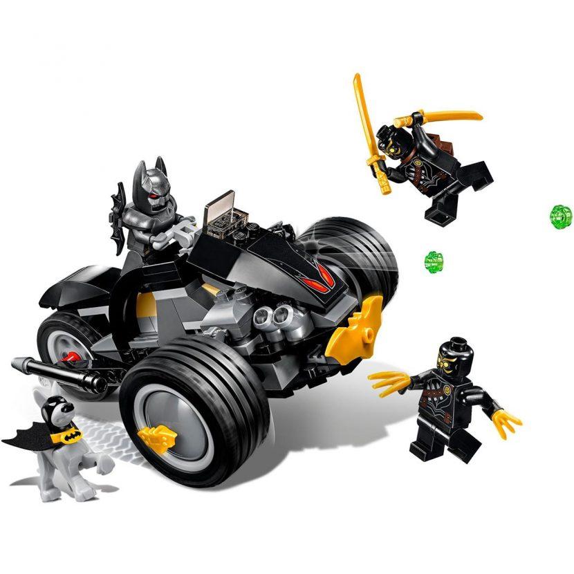 76110 Betmen: Napad kandži