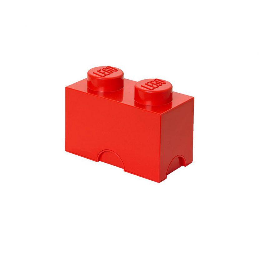 LEGO kutija za odlaganje (2): Crvena