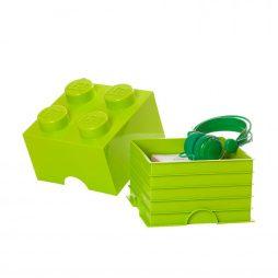 LEGO kutija za odlaganje (4): Svetlo zelena