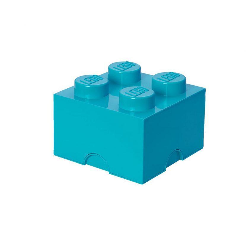 LEGO kutija za odlaganje (4): Azur