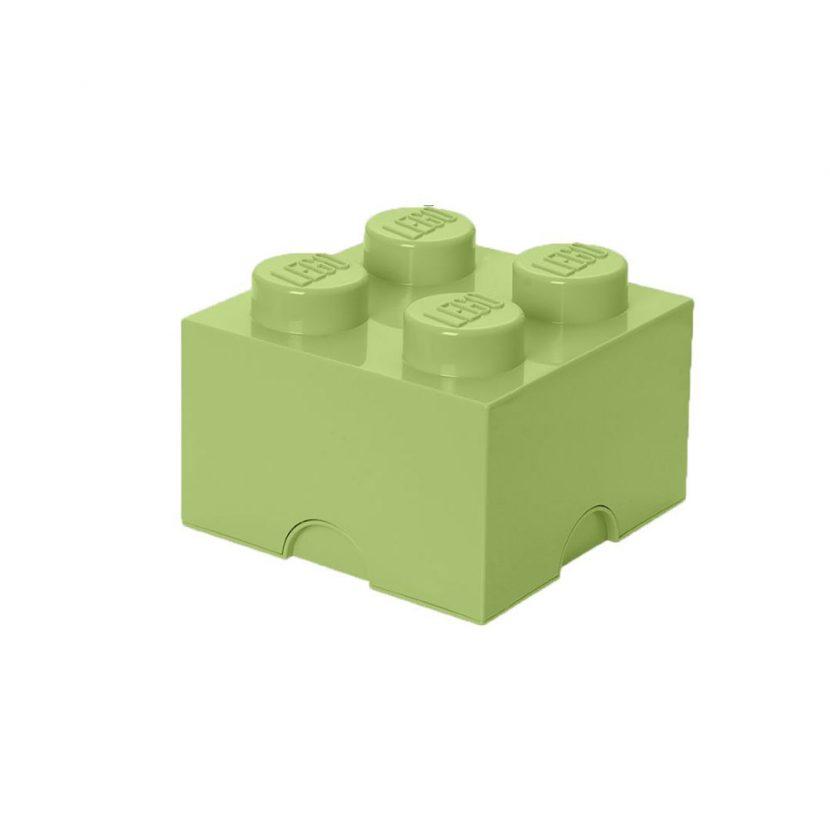 LEGO kutija za odlaganje (4): Prolećno zelena