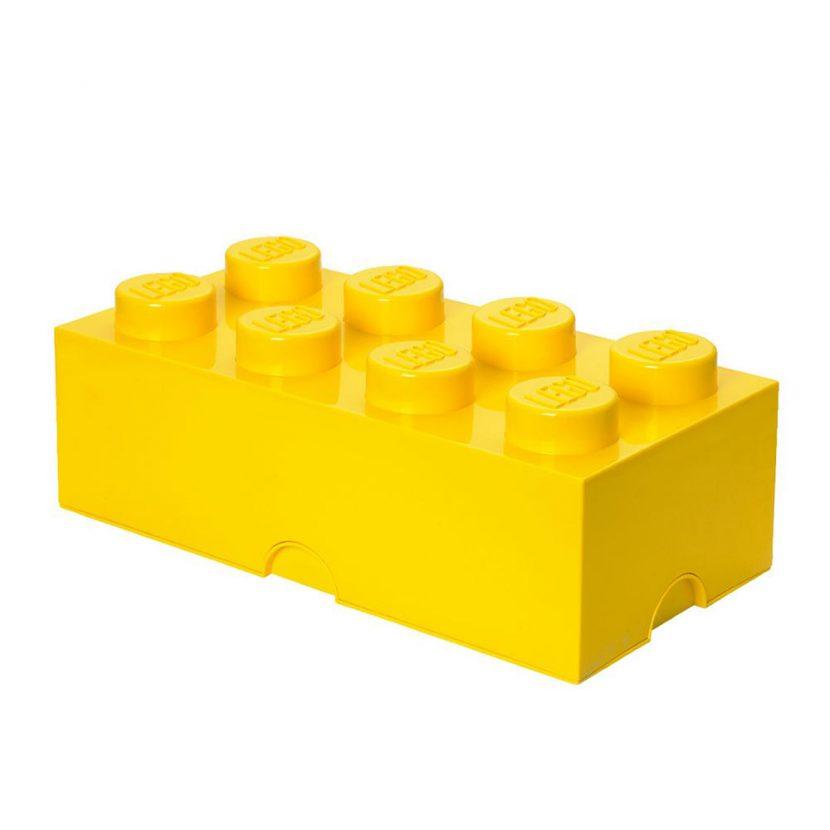 LEGO kutija za odlaganje (8): Žuta