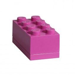 LEGO mini kutija (8): Jarko ljubičasta