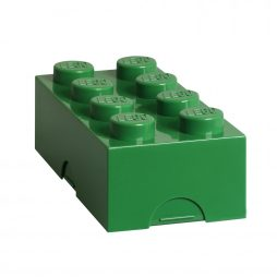 LEGO kutija za odlaganje (8): Tamno zelena