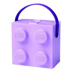 LEGO kutija za užinu sa ručkom: Lavanda