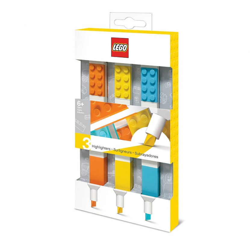 LEGO markeri (3 kom)