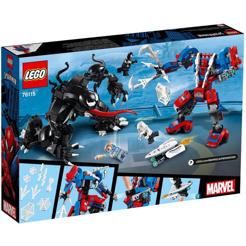 76115 Spajdermen protiv Venoma