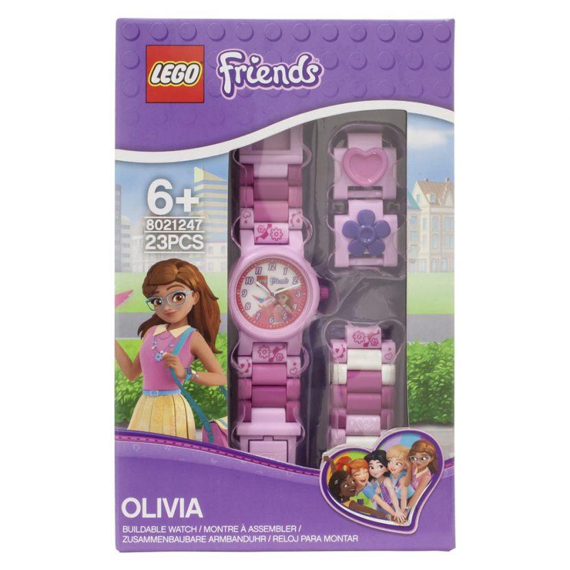 LEGO ručni sat: Olivija
