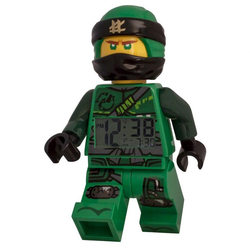 LEGO stoni sat i budilnik: Lojd