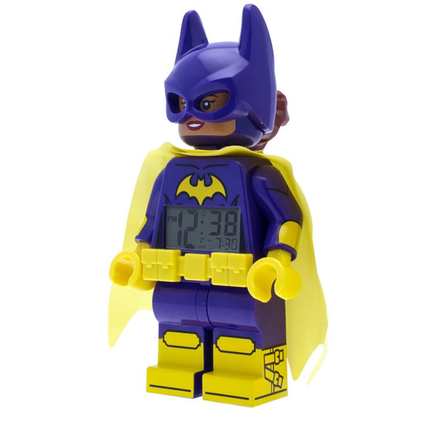 LEGO stoni sat i budilnik: Betdevojka