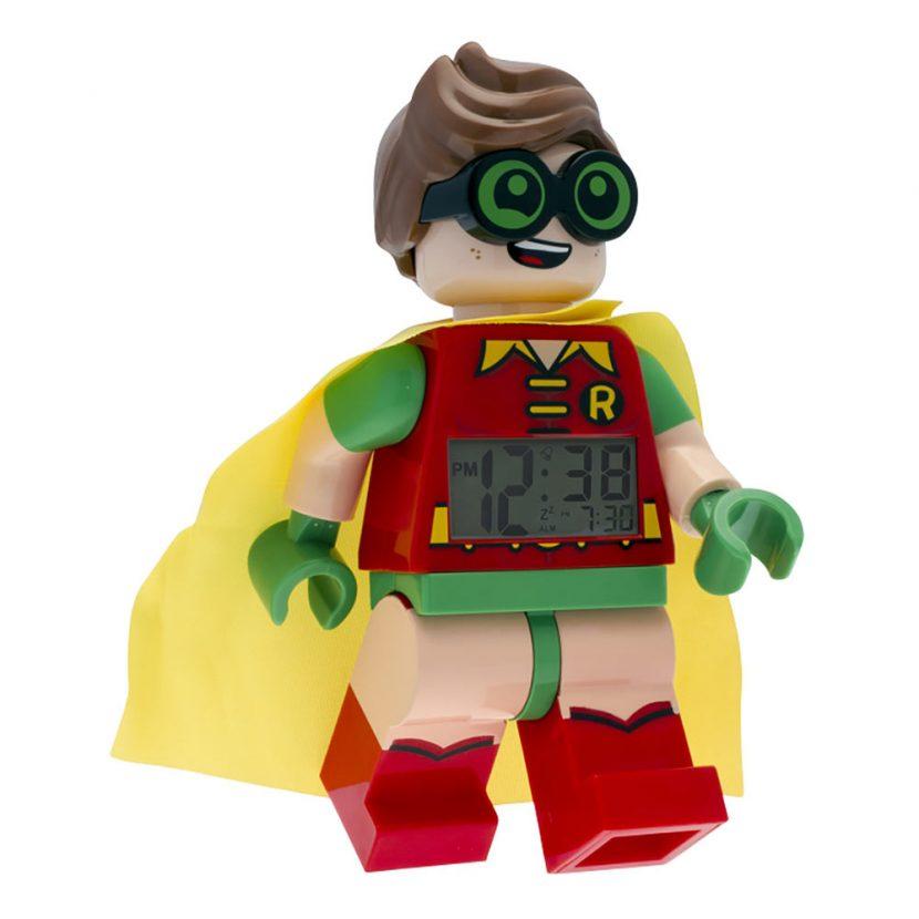 LEGO stoni sat i budilnik: Robin