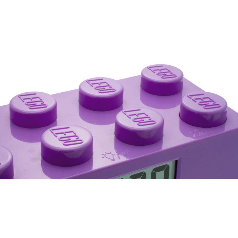LEGO stoni sat i budilnik: Friends
