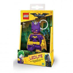 LEGO Betmen film privezak za ključeve sa svetlom: Betdevojka