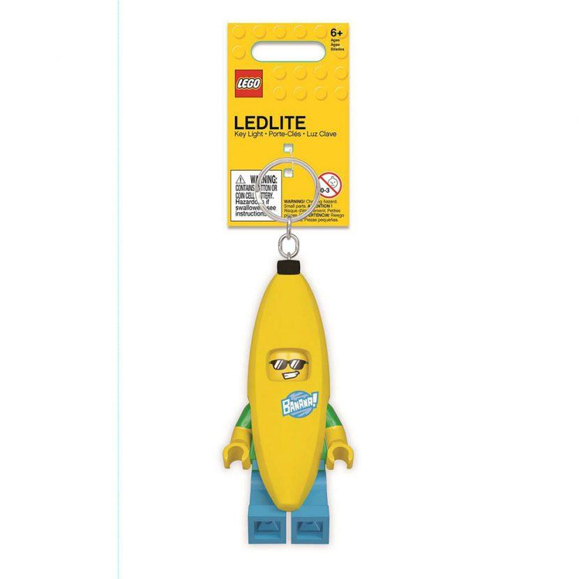 LEGO Classic privezak za ključeve sa svetlom: Bana tip