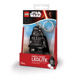 LEGO Star Wars privezak za ključeve sa svetlom: Dart Vejder