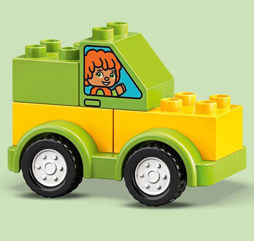 10886 Moje prve kreacije sa automobilima