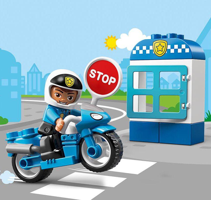 10900 Policijski motor