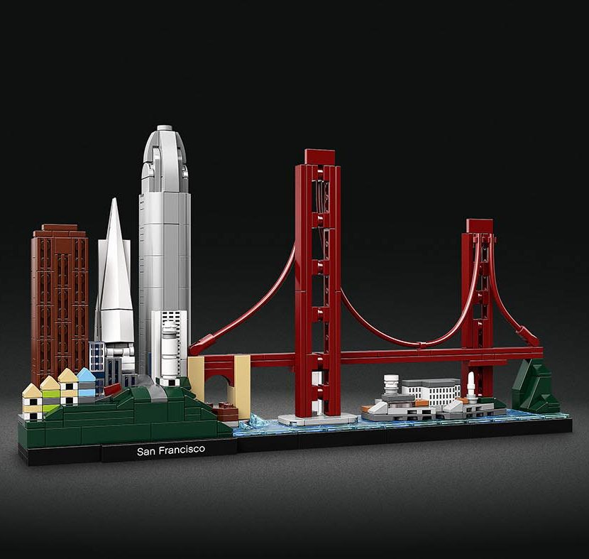 21043 San Francisko