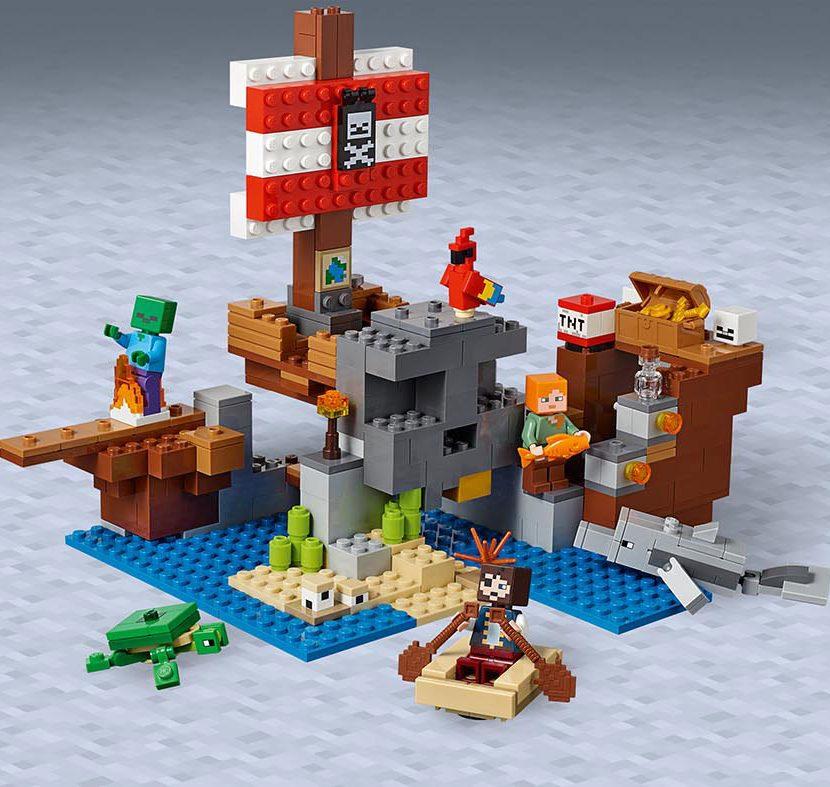 21152 Avantura na piratskom brodu
