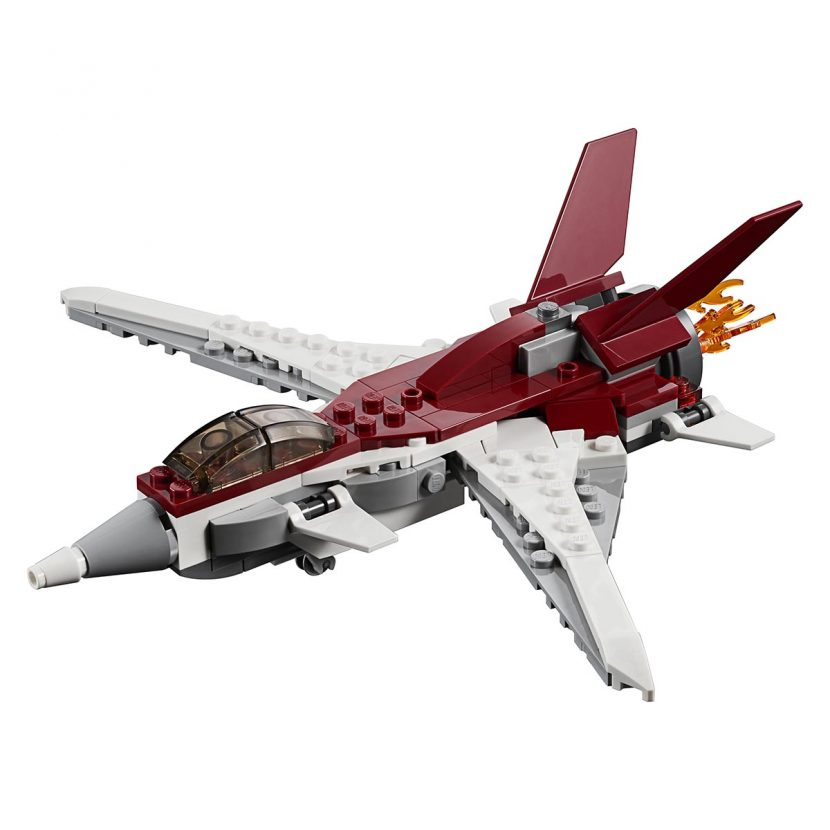 31086 Futuristički letač
