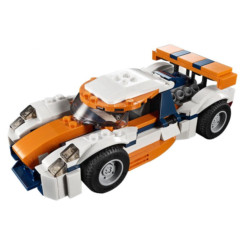 31089 Narandžasti trkač