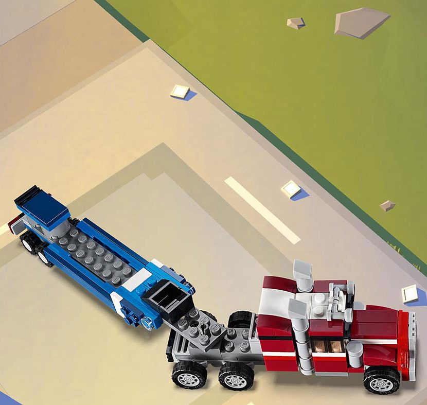 31091 Transporter šatlova