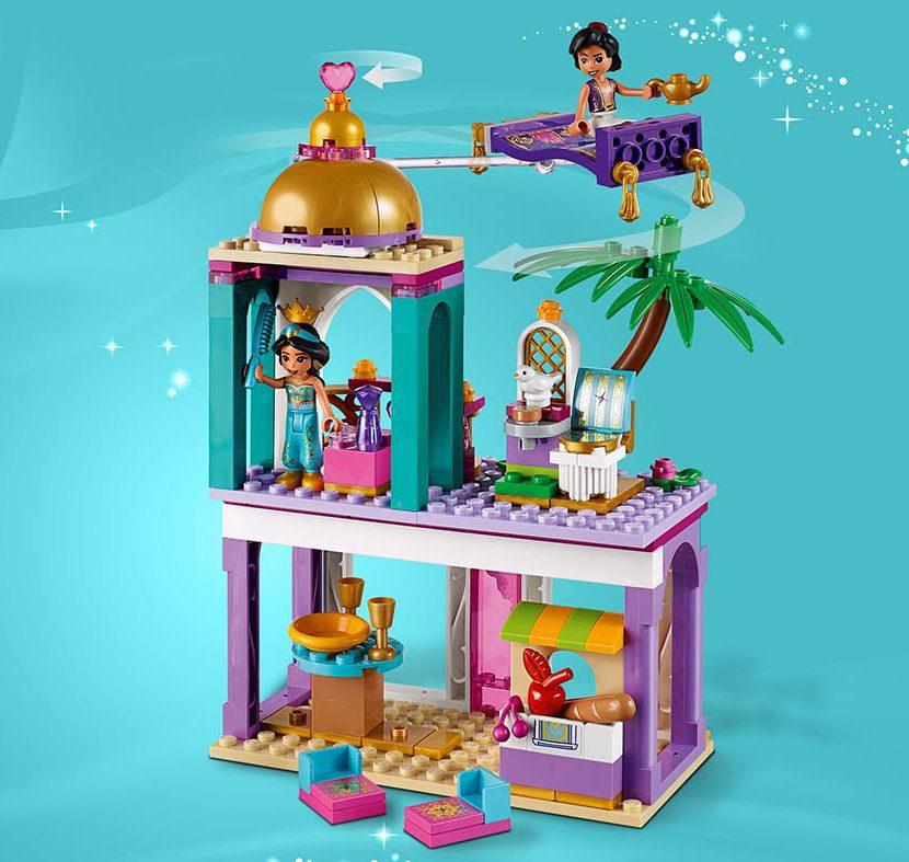 41161 Aladinove i Jasminine avanture u palati