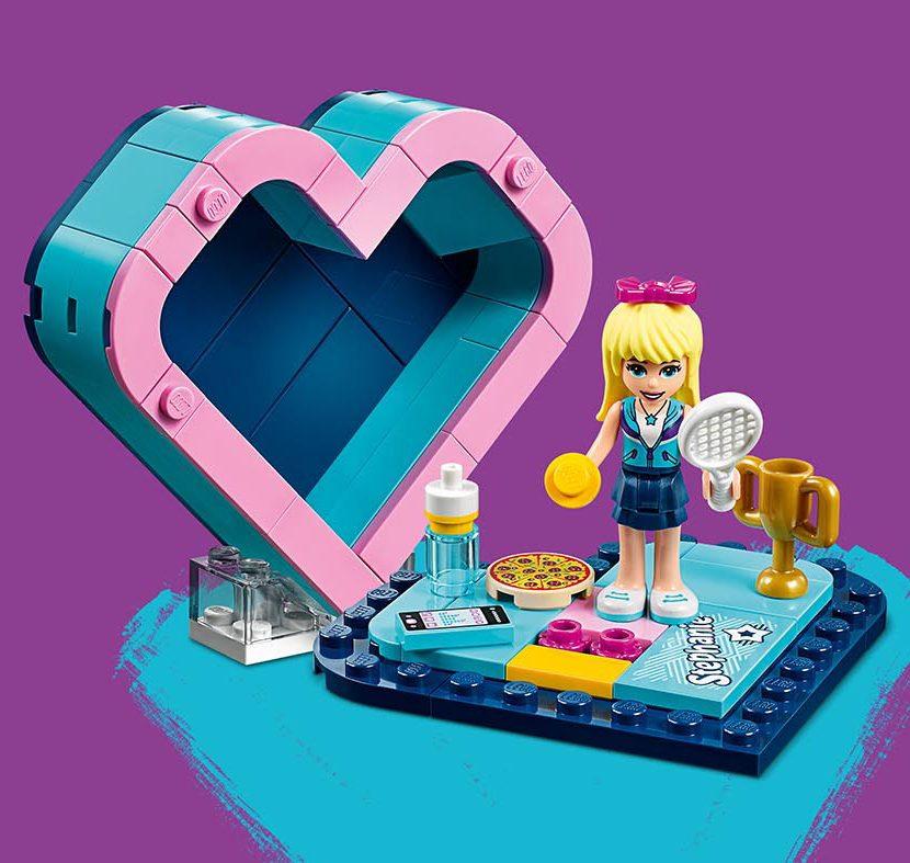 41356 Stefanina kutija u obliku srca