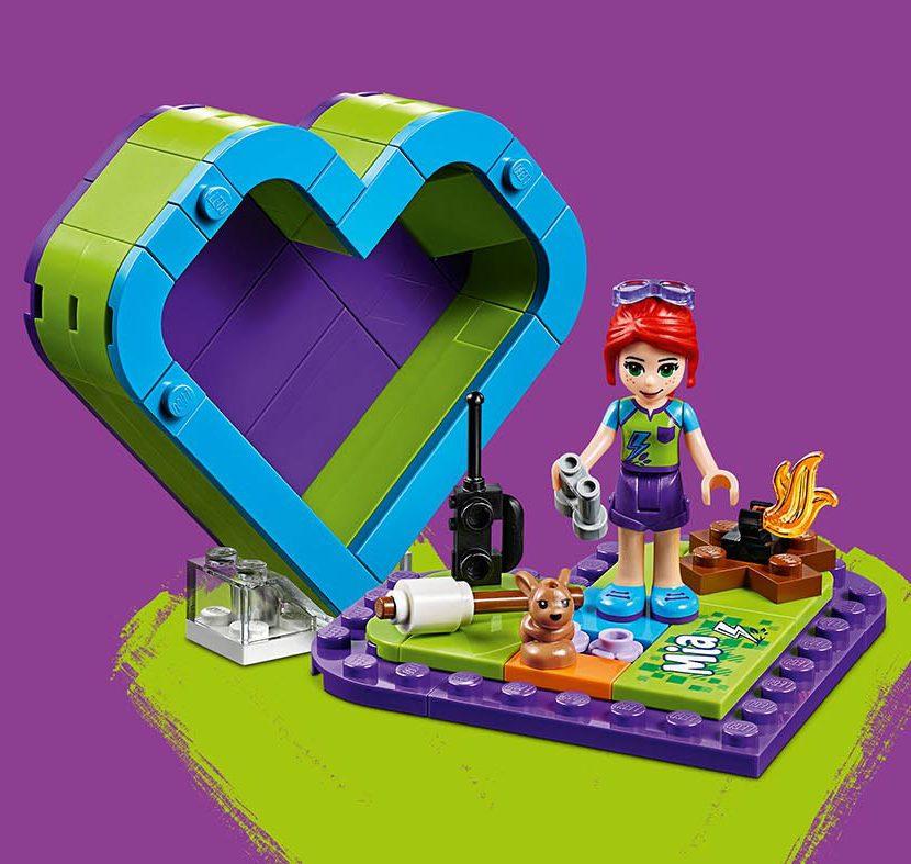 41358 Miina kutija u obliku srca
