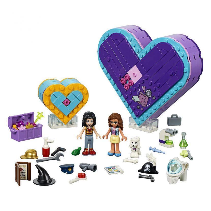 41359 Paket prijateljstva u obliku srca
