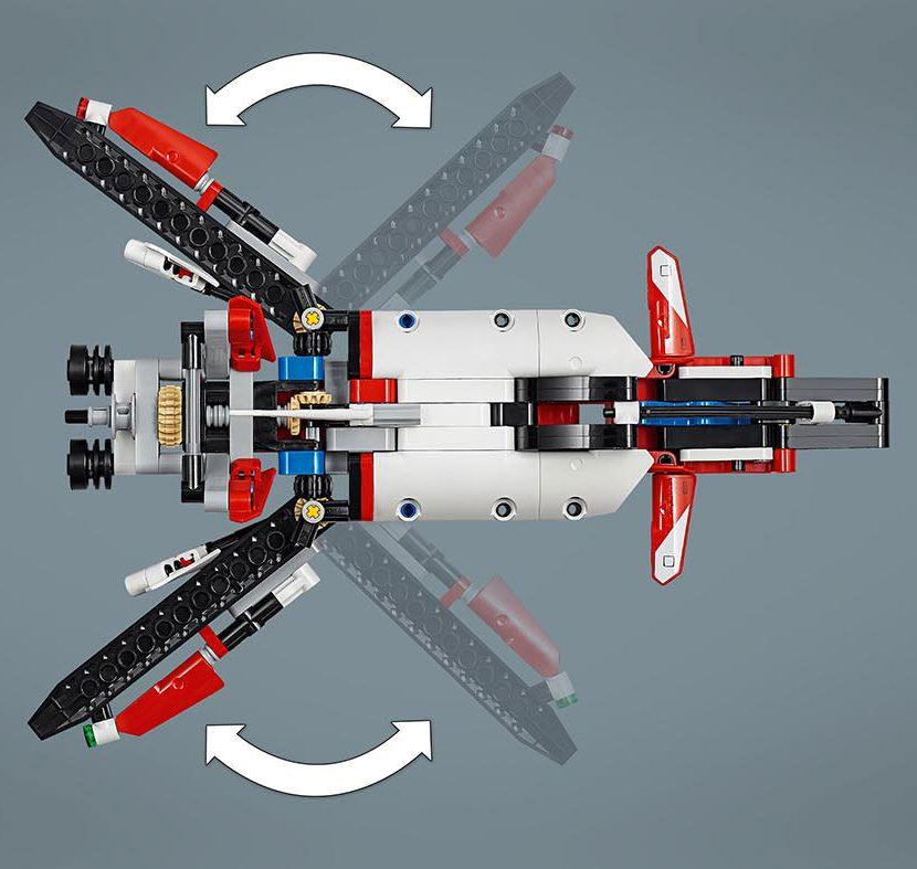 42092 Helikopter za spasavanje