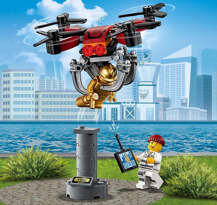 60207 Potera za dronom
