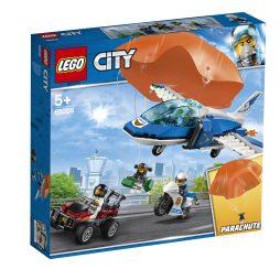 60208 Hapšenje uz pomoć padobrana