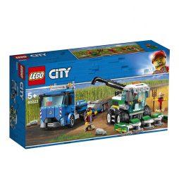 60223 Transport kombajna