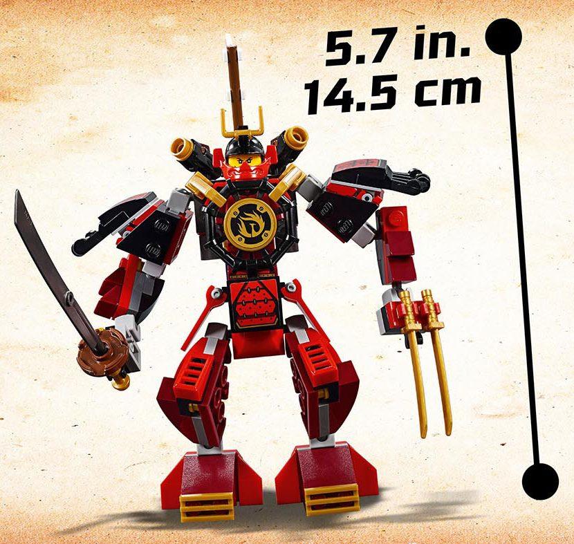 70665 Samurajski mek