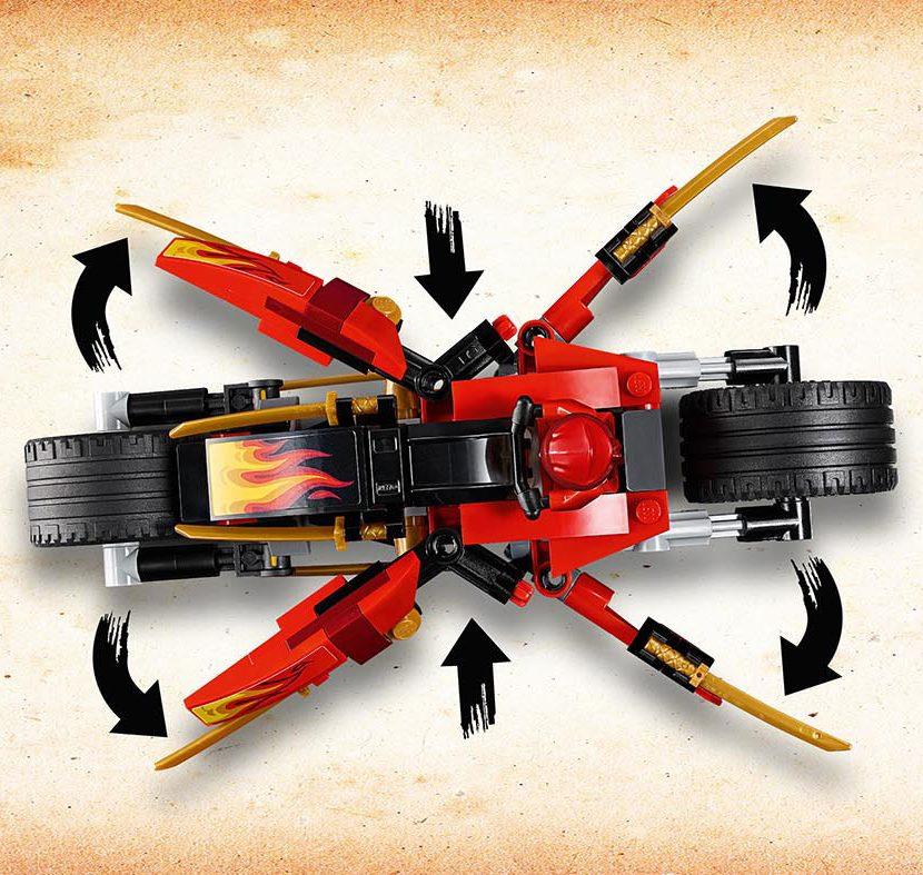 70667 Kajev sečivo-motor i Zejnovo snežno vozilo
