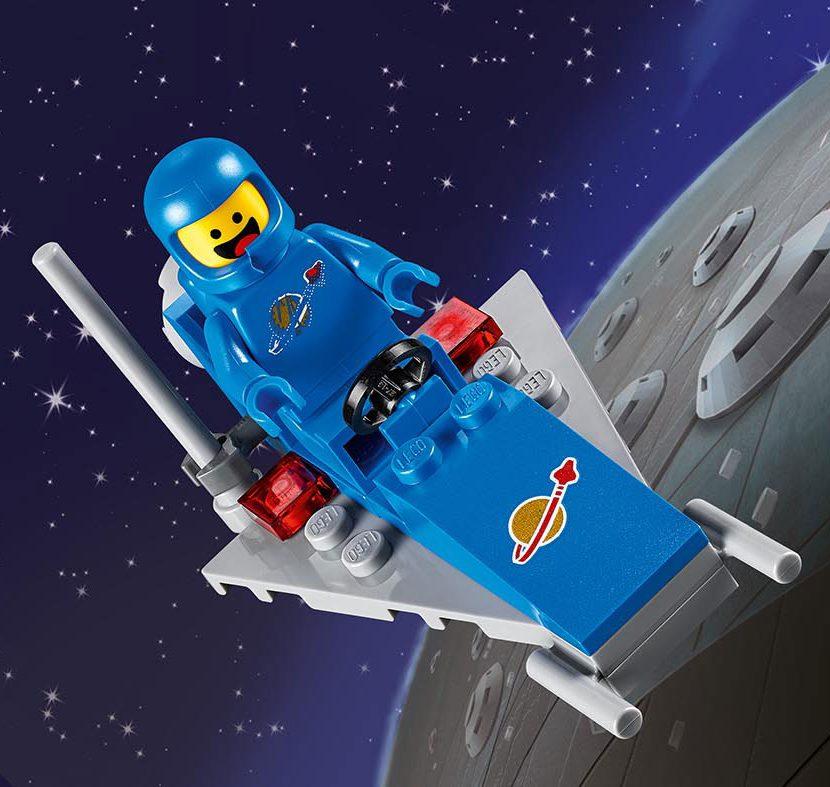 70841 Benijev svemirski tim