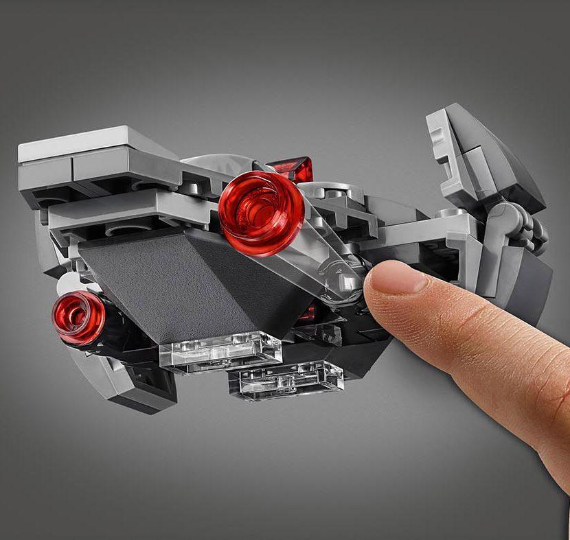 75224 Mikro-borci: Sit Infiltrator™