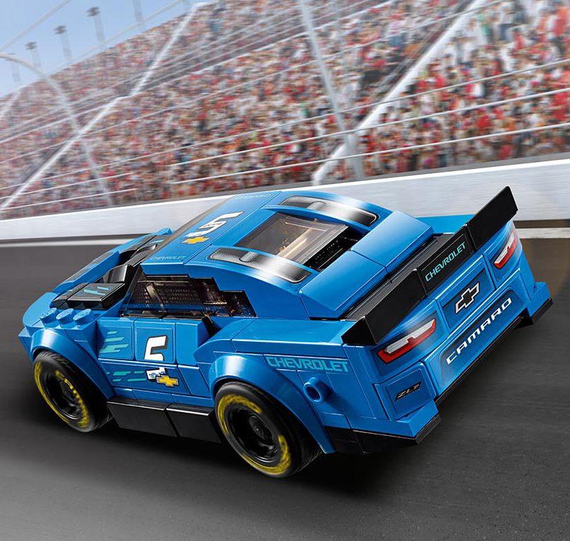 75891 Chevrolet Camaro ZL1 trkački auto
