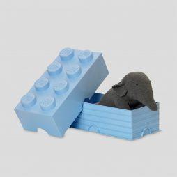LEGO kutija za odlaganje (8): Rojal plava