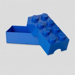 LEGO kutija za odlaganje (8): Plava