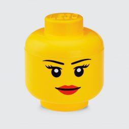 LEGO kutija za odlaganje (velika): Devojčica