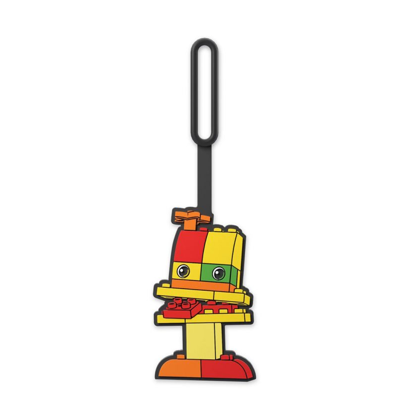 LEGO LEGO Film 2 etiketa za prtljag